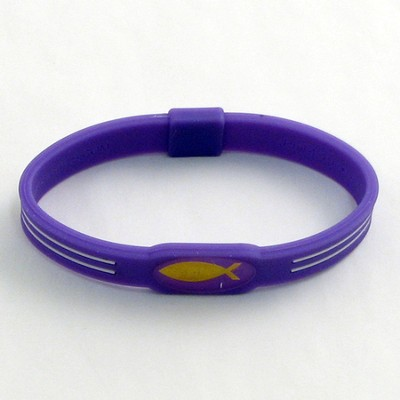 GP Wristband, Purple, Large  -