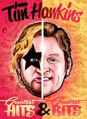 Greatest Hits & Greatest Bits DVD   -     By: Tim Hawkins