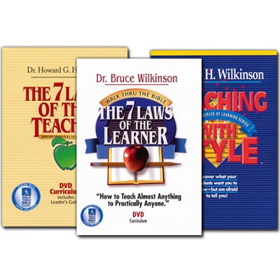 Teaching Series Collection  -     By: Howard G. Hendricks