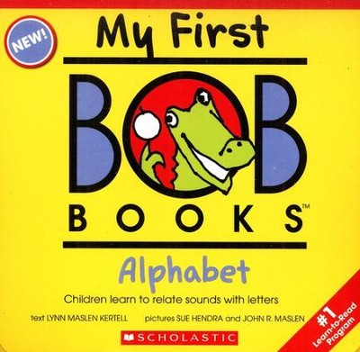 My First Bob Books: Alphabet  -     By: Lynn Maslen Kertell