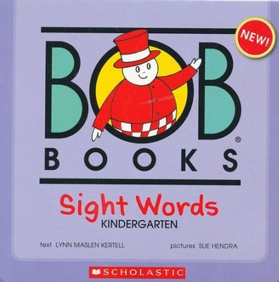 Sight Words (Kindergarten)  -     By: Bobby Lynn Maslen, John Maslen