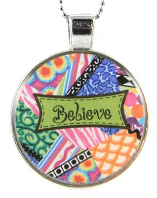 Believe Necklace, Dana Designs  -
