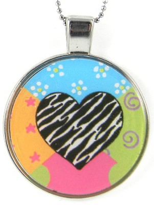 Heart Necklace, Dana Designs  -