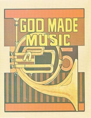 God Made Music Grade 5, Student Workbook   -     By: Joe Swaim