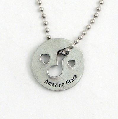 Amazing Grace Necklace  -