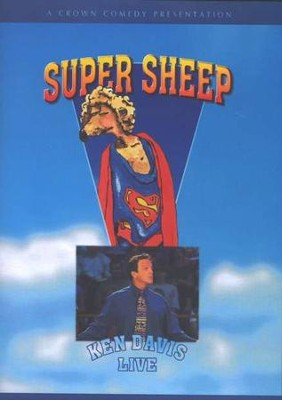 Super Sheep, DVD   -     By: Ken Davis