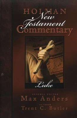 Luke, Holman New Testament Commentary Volume 3 - Slightly Imperfect  -