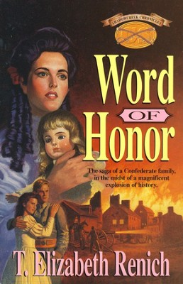 Word of Honor   -     By: T. Elizabeth Renich