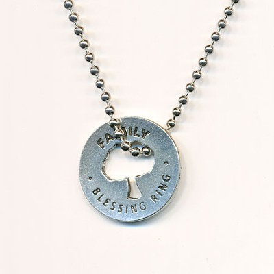 Family Necklace  -
