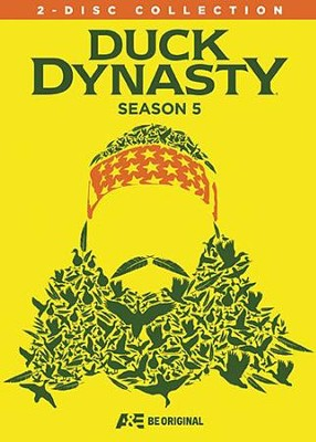 Duck Dynasty: Season 5, DVD   -