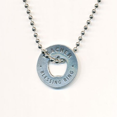 Teacher Necklace  -