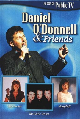 Daniel O'Donnell & Friends DVD  -     By: Daniel O'Donnell