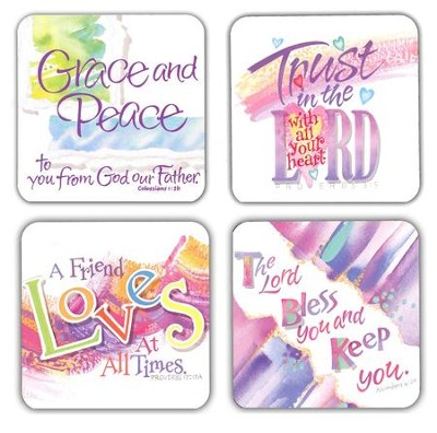 Grace and Peace Cards, Box of 16  -