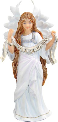 Faith Angel Figurine  -