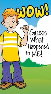 Wow! Guess What Happened to Me! pack of 50   -