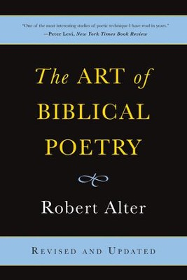 The Art of Biblical Poetry, Revised   -     By: Robert Alter