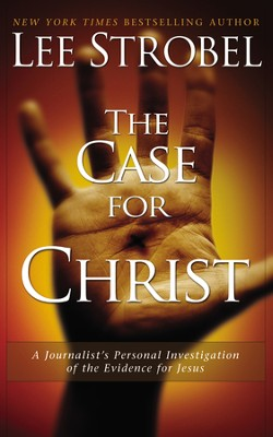The Case for Christ  - Slightly Imperfect  -     By: Lee Strobel