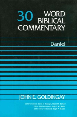 Daniel: Word Biblical Commentary [WBC]   -     By: John E. Goldingay