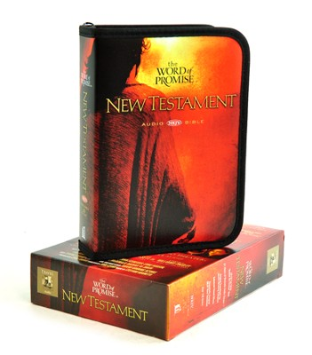 The Word of Promise New Testament: Audio NKJV Bible  -