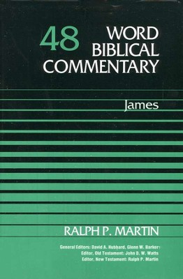 James: Word Biblical Commentary [WBC]   -     By: Ralph P. Martin