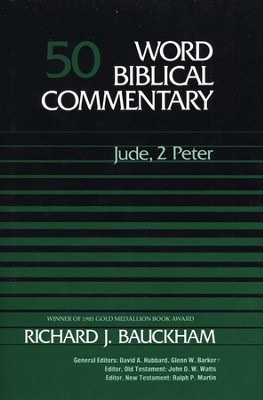 2 Peter & Jude: Word Biblical Commentary [WBC]   -     By: Richard Bauckham