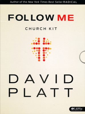 Follow Me: Bible Study, Adult Edition (Leader Pack)  -     By: David Platt