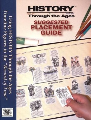 History Through the Ages Suggested Placement Guide  -     By: Amy Pak