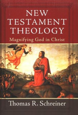New Testament Theology: Magnifying God in Christ   -     By: Thomas R. Schreiner