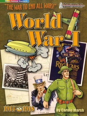World War I Reproducible Activity Book  -     Edited By: Sherry Moss     By: Carole Marsh