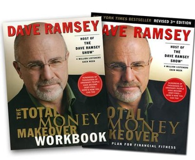 Total Money Makeover--Book and Workbook, 2 Volumes (slightly imperfect)  -     By: Dave Ramsey