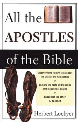 All the Apostles of the Bible  - Slightly Imperfect  -