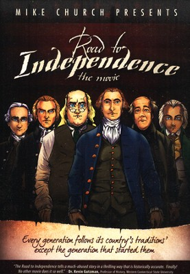 Road to Independence DVD  -