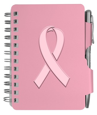 Address Book Pink Ribbon  -