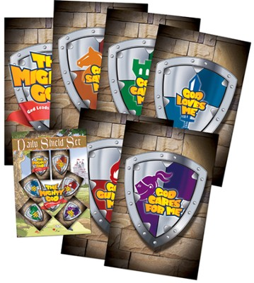 Daily Shield Set, package of 6  -