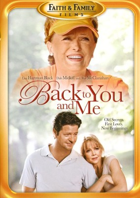 Back to You and Me, DVD   -