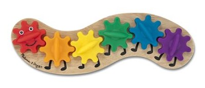 Caterpillar Gears Toy   -