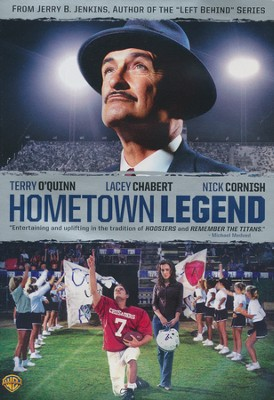 Hometown Legend, DVD   -