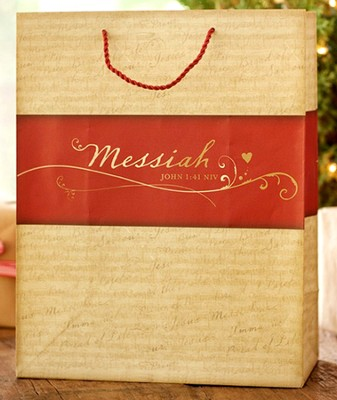 Messiah Gift Bag, Extra Large  -