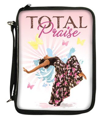 Total Praise Bible Organizer Cover  -