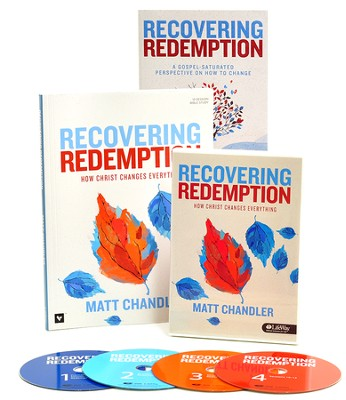 Recovering Redemption: How Christ Changes Everything-- Leader Kit  -     By: Matt Chandler