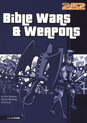 Bible Wars & Weapons  -     By: Rick Osborne