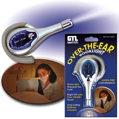 Over-the-Ear Booklight   -