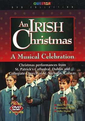 An Irish Christmas, DVD   -