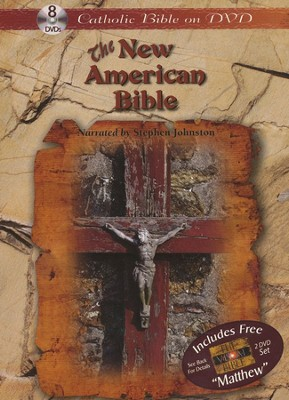 The New American Bible on DVD   -