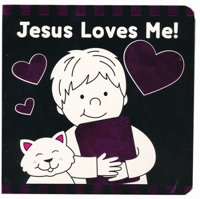 Jesus Loves Me!   -
