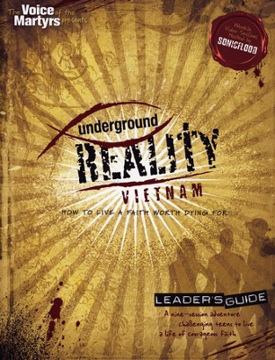 Underground Reality Vietnam Leader's Guide  -