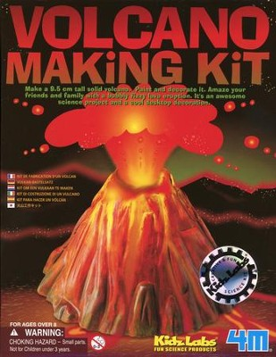 Volcano Making Kit   -
