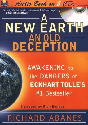 A New Earth, An Old Deception (Audio CD)   -     By: Richard Abanes