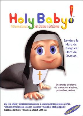 Holy Baby! Vol. 1: Siete Oraciones en Siete Lenguajes  (Holy Baby! Vol. 1: Seven Prayers In Seven Languages), DVD  -