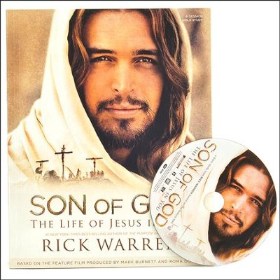 Son of God: The Life of Jesus in You, DVD Curriculum Kit  -     By: Rick Warren
